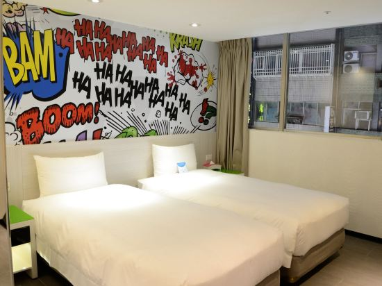 台北禾順商旅(Your Hotel)標準房