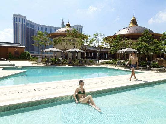 澳門金沙城中心假日酒店(Holiday Inn Macao Cotai Central)健身娛樂設施