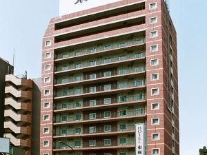 東京品川站高輪口東橫 INN(Toyoko Inn Tokyo Shinagawa-Eki Takanawa-Guchi)
