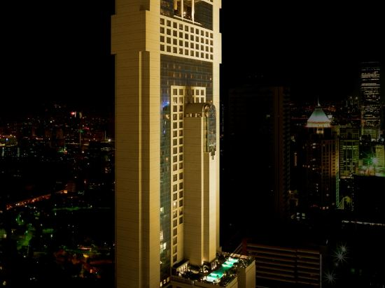 曼谷悅榕莊酒店(Banyan Tree Bangkok)外觀