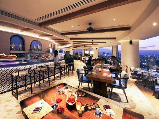 曼谷盛泰瀾中央世界商業中心酒店(Centara Grand at Centralworld)餐廳