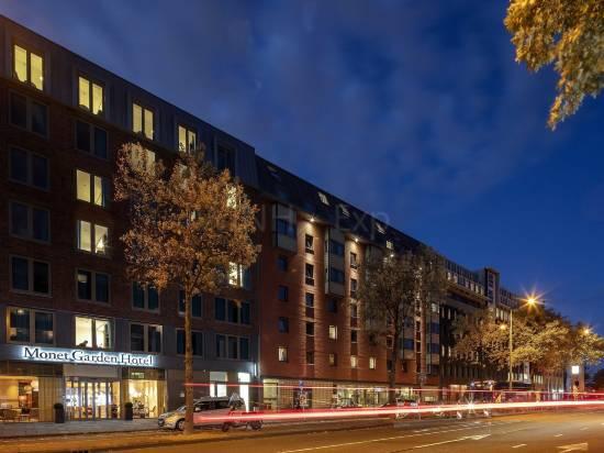 阿姆斯特丹莫奈花園酒店