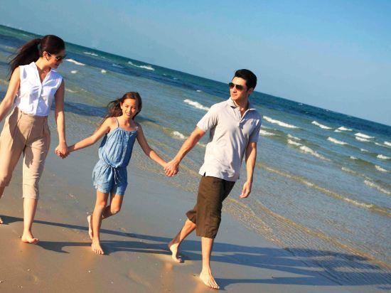 華欣洲際度假酒店(InterContinental Hua Hin Resort)私人海灘