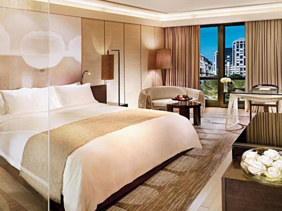 曼谷暹羅凱賓斯基飯店(Siam Kempinski Hotel Bangkok)豪華套房