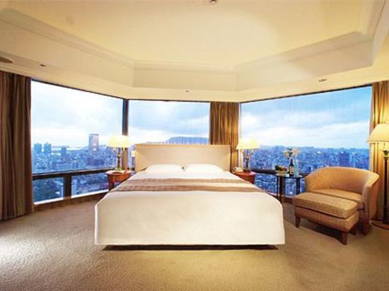 高雄寒軒國際大飯店(Han-Hsien International Hotel)全景客房