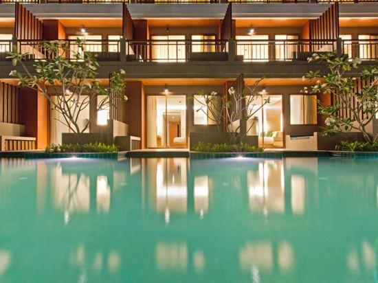 艾瑞斯華欣酒店(Ayrest Hua Hin Hotel)健身娛樂設施