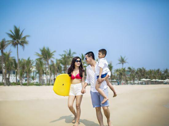 峴港雅高尊貴度假村(Premier Village Danang Resort Managed by AccorHotels)私人海灘