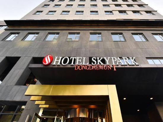 天空花園酒店東大門1號店(Hotel Skypark Dongdaemun I)外觀