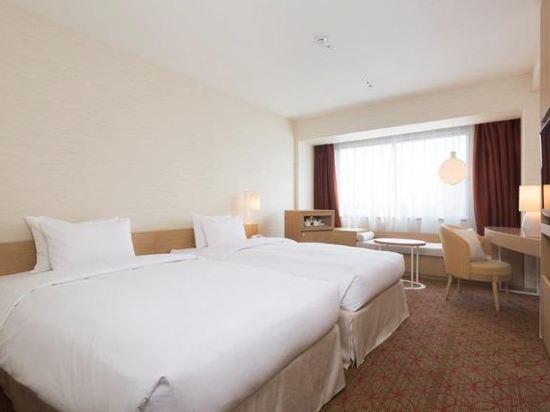 札幌京王廣場飯店(Keio Plaza Hotel Sapporo)舒適雙床房