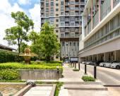 曼谷無邊泳池公寓