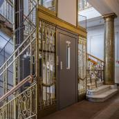 威斯巴登施瓦澤博克麗笙酒店