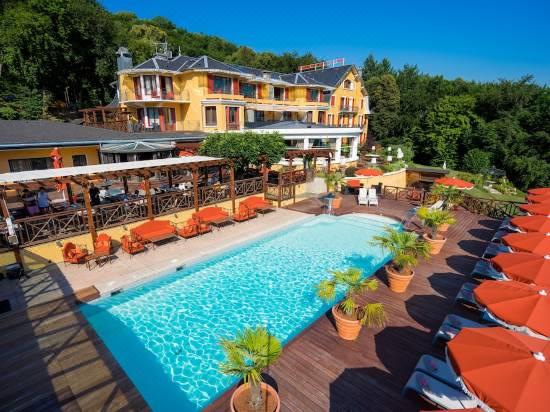 Les Tresoms Lake And Spa Resort Hotel Reviews And Room Rates