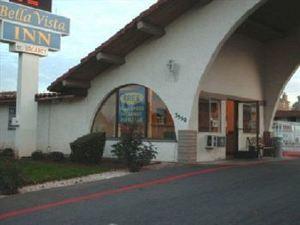 聖克拉拉貝拉遠景旅館(Bella Vista Inn Santa Clara)
