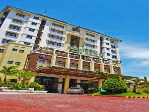 達沃品尼套房酒店(The Pinnacle Hotel and Suites Davao)