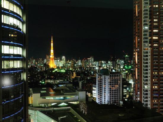 東京君悅酒店(Grand Hyatt Tokyo)眺望遠景