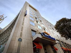 巴黎馨樂庭服務公寓意大利廣場公寓式酒店(Citadines Place d'Italie Paris)