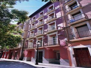 薩拉戈薩奧哈比塔特公寓(Apartamentos Auhabitatzaragoza)