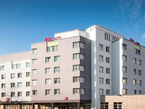 宜必思紐倫堡城市佩里耶酒店(ibis Nuernberg City am Plaerrer)