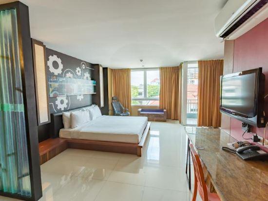 曼谷自我風格酒店(MeStyle Place Bangkok)豪華房