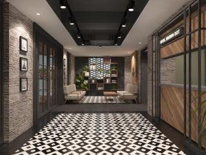 昌原棕點酒店(Changwon Brown-Dot Hotel)