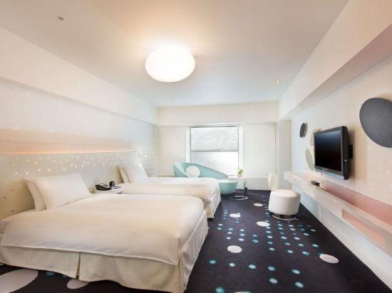 千葉東京灣希爾頓酒店(Hilton Tokyo Bay Chiba)海景靈動精選房
