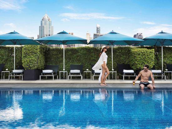 索菲特曼谷素坤逸酒店(Sofitel Bangkok Sukhumvit)室外游泳池