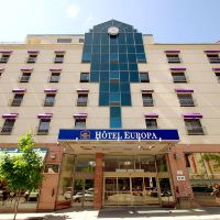 貝斯特韋斯特優質蒙特利爾市中心酒店 - 歐羅巴酒店酒店預訂