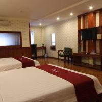 歐米茄峴港海灘酒店酒店預訂