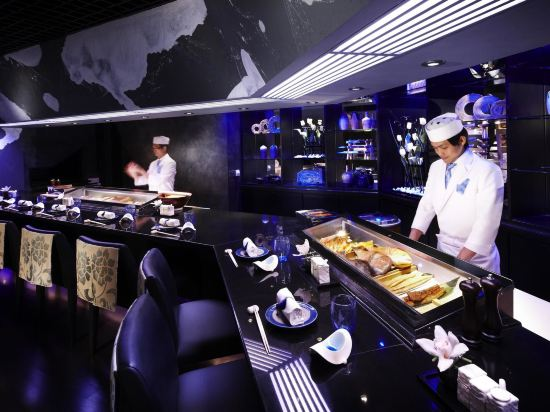 新加坡費爾蒙酒店(Fairmont Singapore)餐廳