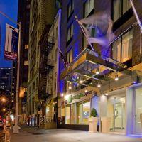 紐約市華爾街智選假日酒店酒店預訂