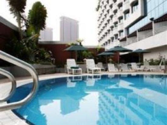 吉隆坡瑞園公寓(Swiss Garden Residences Kuala Lumpur)室外游泳池