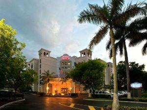 邁阿密多拉海豚購物中心歡朋套房酒店(Hampton Inn & Suites Miami-Doral Dolphin Mall)