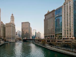 芝加哥密歇根瓦克俱樂部住宅酒店(Club Quarters Hotel, Wacker at Michigan Chicago)