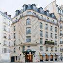巴黎德比阿爾瑪酒店(Derby Alma Paris)