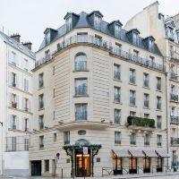 巴黎德比阿爾瑪酒店酒店預訂