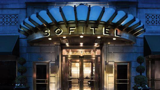 華盛頓特區拉法葉廣場索菲特酒店