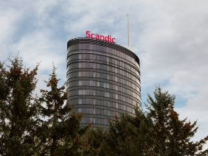 論壇中心斯堪迪克酒店(Scandic Forum)