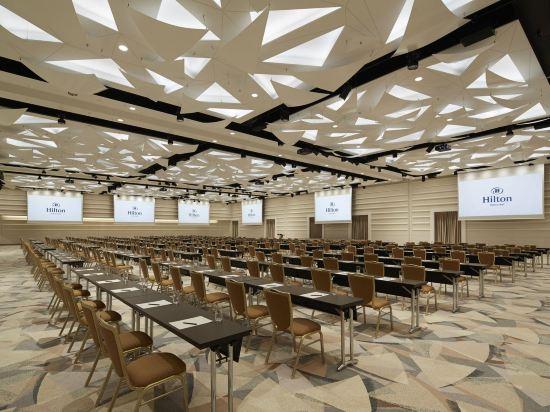 千葉東京灣希爾頓酒店(Hilton Tokyo Bay Chiba)會議室