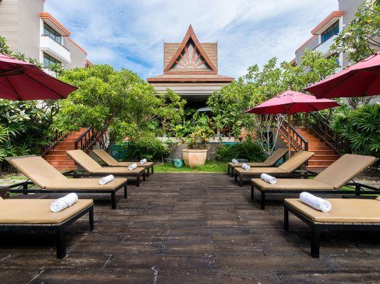 艾瑞斯華欣酒店(Ayrest Hua Hin Hotel)公共區域