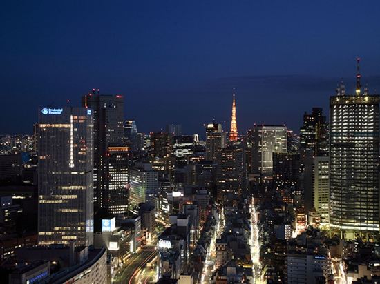 東京新大谷飯店花園樓(Hotel New Otani Tokyo Garden Tower)周邊圖片