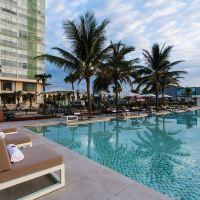 峴港海灘綜合套房酒店酒店預訂