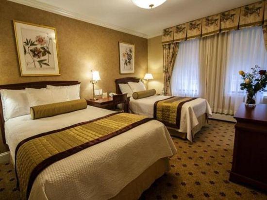 惠靈頓酒店(Wellington Hotel)標準雙大床房