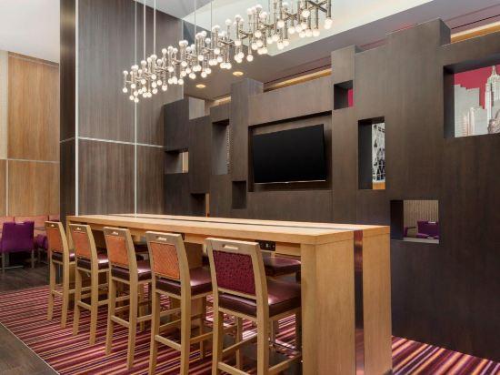 時代廣場中心歡朋酒店(Hampton Inn Times Square Central)餐廳