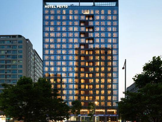 首爾陪圖江南酒店(Hotel Peyto Gangnam Seoul)外觀