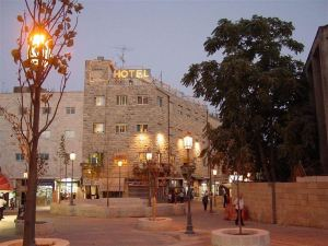 耶路撒冷帕拉丁酒店