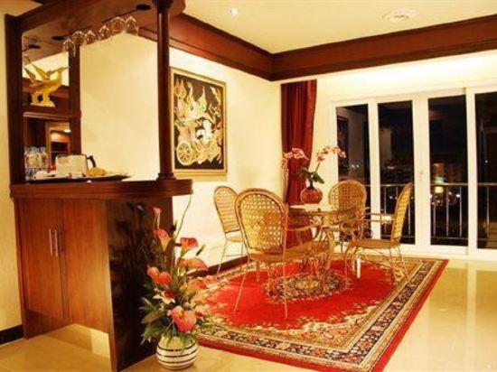 芭堤雅麗塔度假村及公寓(Rita Resort and Residence Pattaya)公共區域