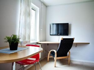 烏普薩拉公寓酒店(Uppsala Lägenhetshotell)