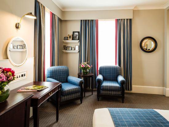 倫敦肯辛頓千禧國際百麗酒店(The Bailey's Hotel London)豪華房