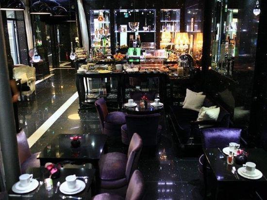 歌劇院鉆石阿爾巴宅邸酒店 - 貝斯特韋斯特精品特選酒店(Maison Albar Hotel Opera Diamond, BW Premier Collection)餐廳