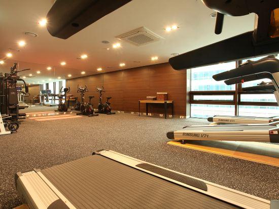空中花園東大門金斯敦酒店(Hotel Skypark Kingstown Dongdaemun)健身房
